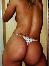 Hot black amateur girlfriend