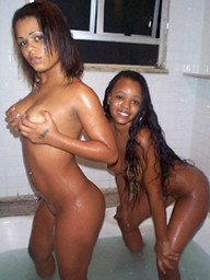Picture collection of a black whore..