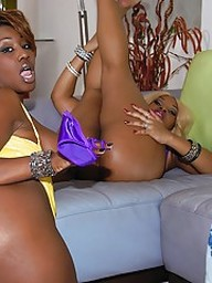 Nasty black sluts Kakey &