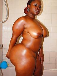nude african mature women