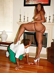 Ms. Cleo Gets Her Mature Booty Fucked!