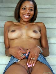 Commit nude black slender